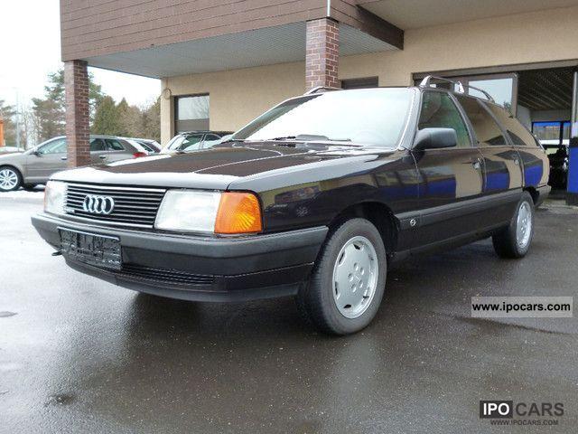 1988 Audi  100 Avant Quattro Turbo car lovers Estate Car Used vehicle photo