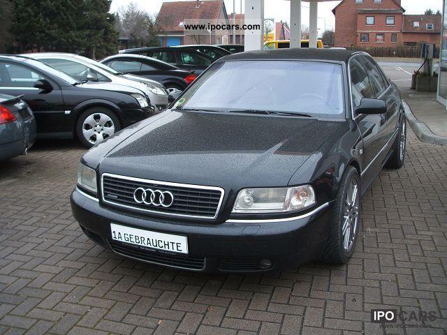 2000 Audi A8 4.2 quattro / Mega Vollausstattung / Xenon / Navi - Car