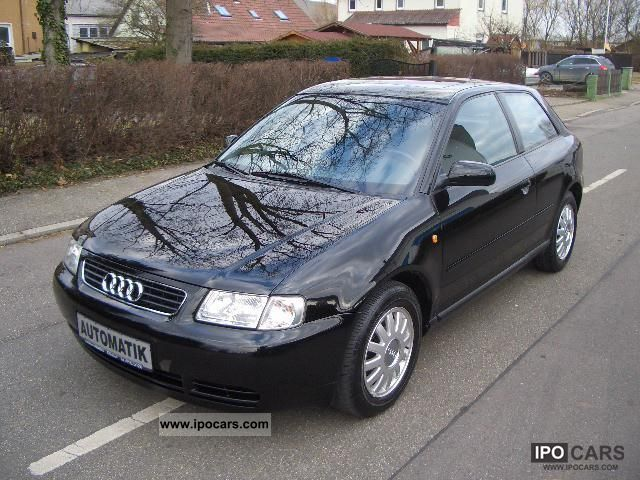 1998 audi a3 1 8 t environment car photo and specs. Black Bedroom Furniture Sets. Home Design Ideas