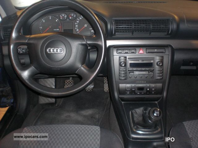 2001 audi a4 avant 25 tdi quattro b6 specifications. Black Bedroom Furniture Sets. Home Design Ideas