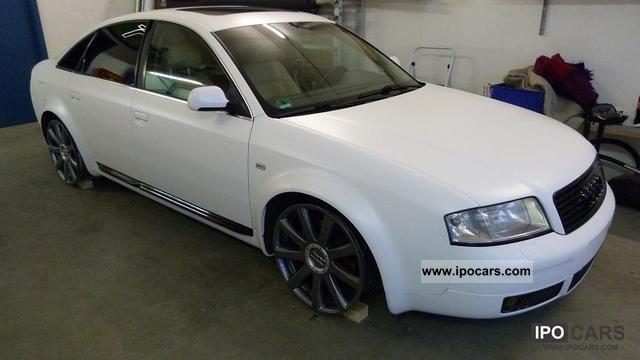 Audi  A6 4.2 quattro LPG GAS PLANT PRINS, H & R 2000 Liquefied Petroleum Gas Cars (LPG, GPL, propane) photo