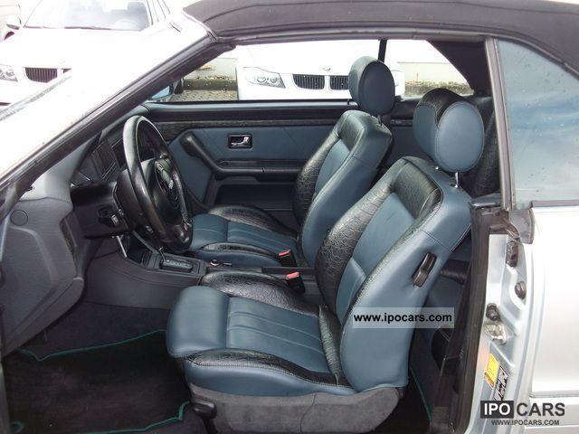 1997 Audi 80 B4 Cabrio / automatic - Car Photo and Specs