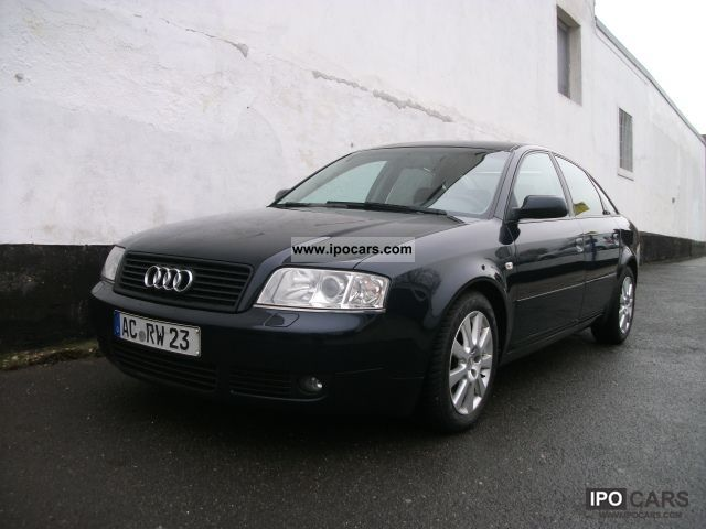 2003 Audi  A6 2.5 TDI quattro / NaviPLUS / Xenon / aluminum / TOPZUSTAND Limousine Used vehicle photo