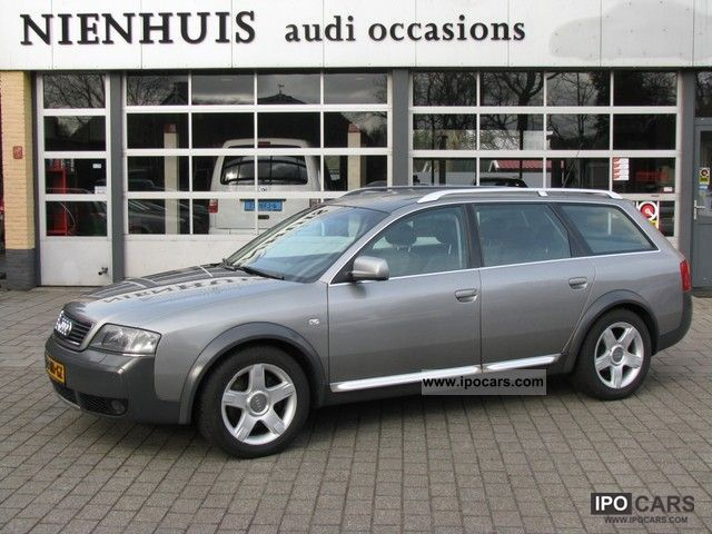 2003 Audi  A6 Allroad Off-road Vehicle/Pickup Truck Used vehicle photo