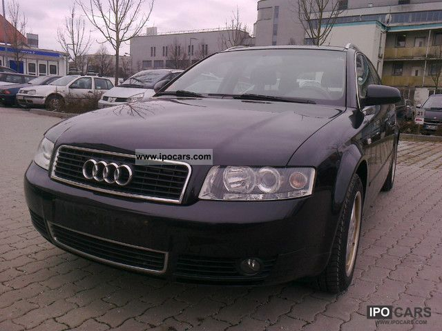 2004 Audi  A4 Avant 2.4 * AUTO * CLIMATE CONTROL * EURO 4 Estate Car Used vehicle photo