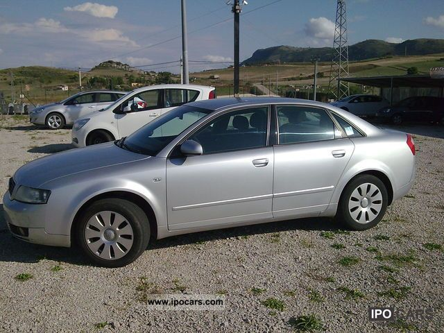 2001 audi a4 1 9 berlina car photo and specs
