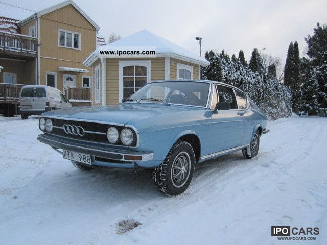 Audi  100 S Coupe 1974 Vintage, Classic and Old Cars photo
