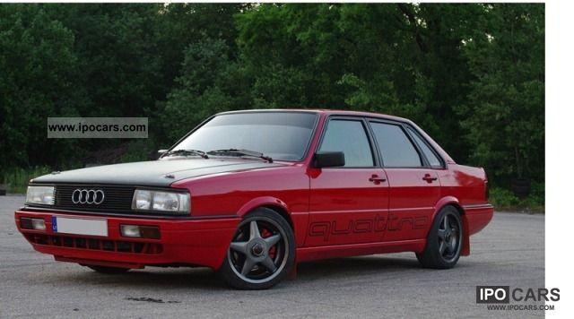 Audi 90 Quattro 1985 Performance 100