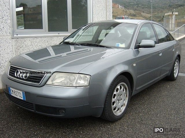 2001 audi a6 quattro 2 5 tdi 180 cv car photo and specs. Black Bedroom Furniture Sets. Home Design Ideas