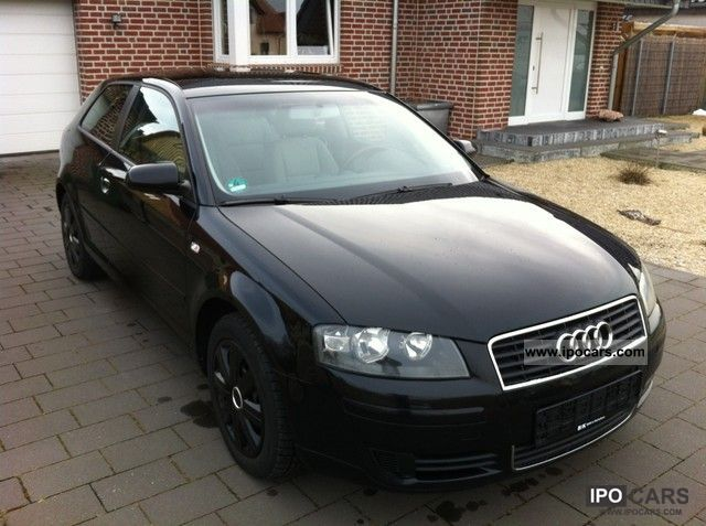 2004 audi a3 1 9 tdi ambiente new model 8p from 1 hand car photo and specs. Black Bedroom Furniture Sets. Home Design Ideas