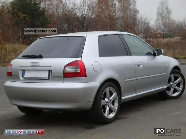 2002 audi a3 1 9 tdi 130km car photo and specs. Black Bedroom Furniture Sets. Home Design Ideas