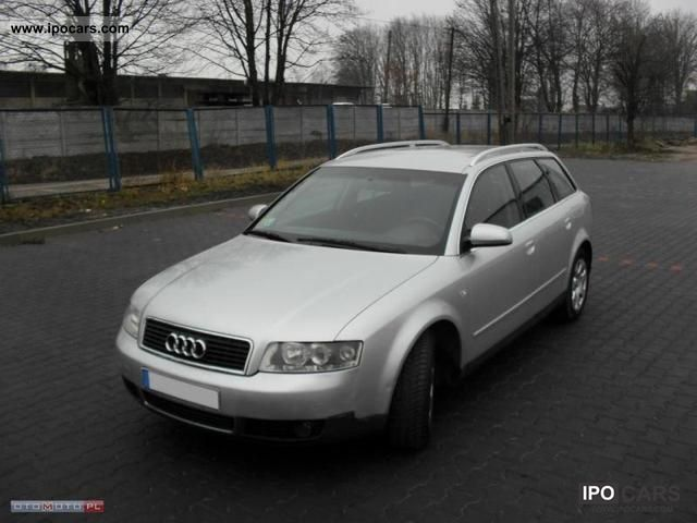 Audi  A4 BRC LPG! 2002 Liquefied Petroleum Gas Cars (LPG, GPL, propane) photo