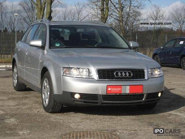 2002 Audi  A4 2.0 16V BENZ -. I WŁAŚCICIEL Estate Car Used vehicle photo