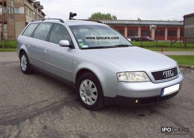 1998 Audi  A6 1.8T 150KM STAN BDB Estate Car Used vehicle photo