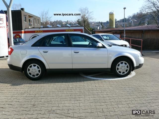 2001 Audi  A4 1.6 Other Used vehicle photo