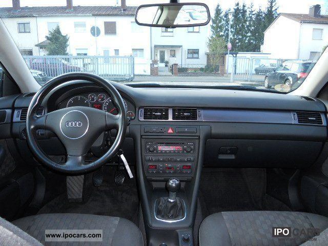 2004 Audi A6 1 9 Tdi Xenon Pdc Car Photo And Specs