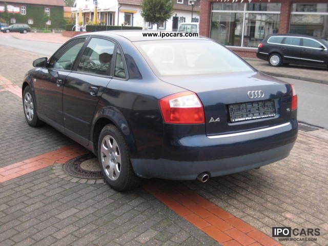 2003 Audi  A4 1.6 Limousine Used vehicle photo