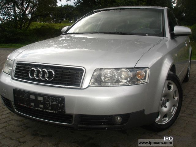 2003 Audi  A4 2.0 FSI Seamless checkbook Limousine Used vehicle photo