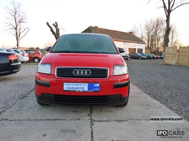 audi a2 and storms - photo #7