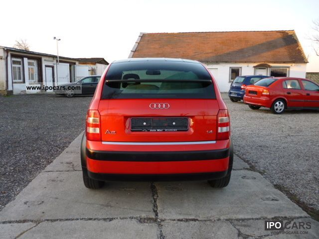 audi a2 and storms - photo #22
