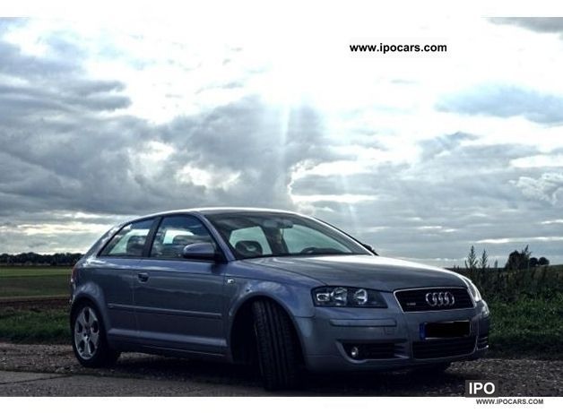 2003 audi a3 2 0 tdi ambition car photo and specs. Black Bedroom Furniture Sets. Home Design Ideas