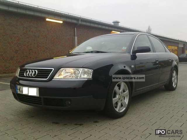 2000 Audi  A6 1.8 Limousine Used vehicle photo