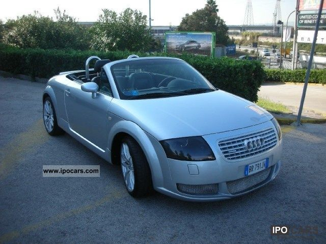 1999 Audi  TT Roadster 1.8 T quattro cat 20V/225 CV Cabrio / roadster Used vehicle photo