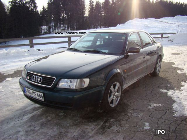 Audi  S6 Sedan 20VT 6 speed - LPG - 1 Hand - TÜV NEW 1995 Liquefied Petroleum Gas Cars (LPG, GPL, propane) photo