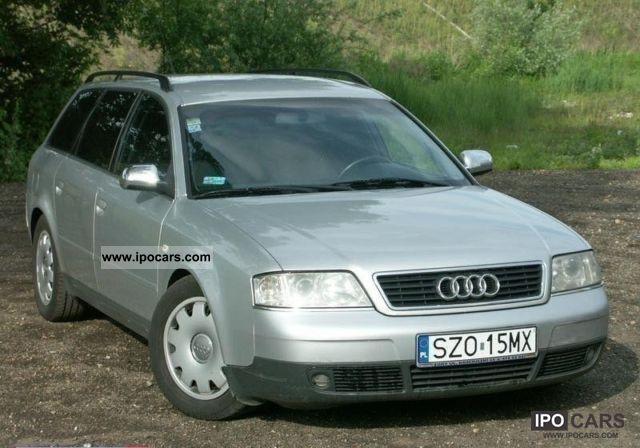 2000 Audi  A6 zarejestrowany, możliwa zamian Other Used vehicle photo