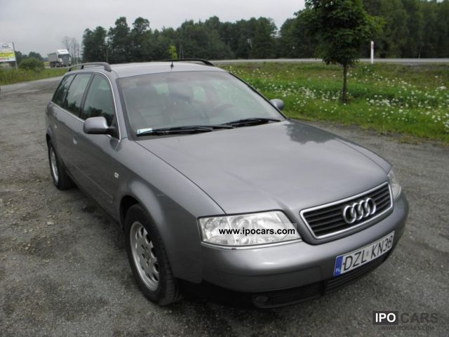 2000 audi a6 quattro tdi car photo and specs. Black Bedroom Furniture Sets. Home Design Ideas
