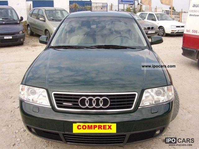 2001 Audi  A6 * 2.7 * BI-TURBO * SERWIS * SKORA * Limousine Used vehicle photo