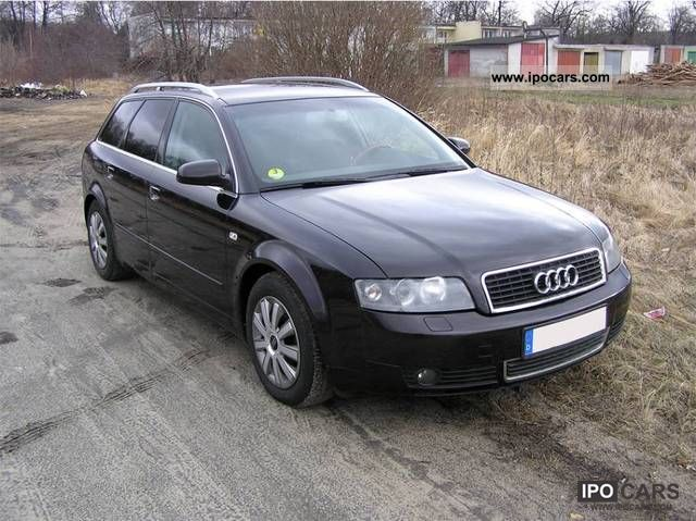 Audi a4 2004 Kombi 2004 · Audi · Audi a4 1.9 Tdi