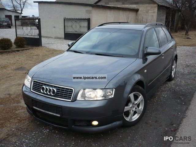 Audi  A4 TUNING \ 2002 Tuning Cars photo