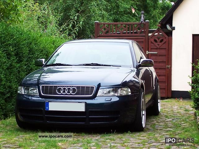 1995 audi a4 b5 s4 repainted 9 10x18 inch audio alarm. Black Bedroom Furniture Sets. Home Design Ideas