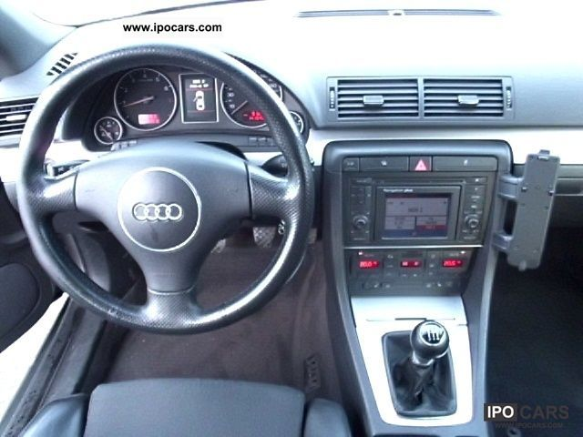 2003 Audi V6 A4 Avant S Line Navi Xenon Leather Plus Top