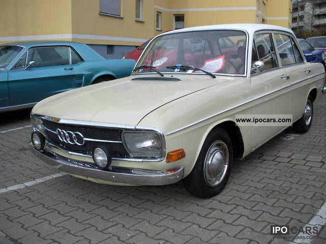 Audi  60/4 Türig 1971 Vintage, Classic and Old Cars photo