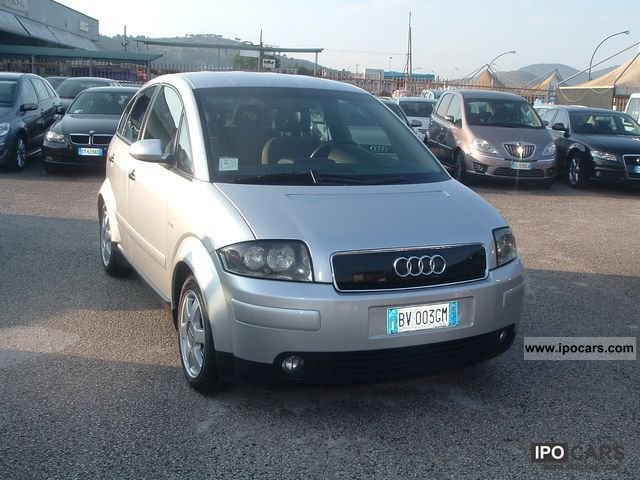 2001 Audi  A2 1.4 TDI Comfortline Van / Minibus Used vehicle photo