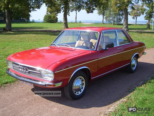 Audi  100 LS 1971 Vintage, Classic and Old Cars photo