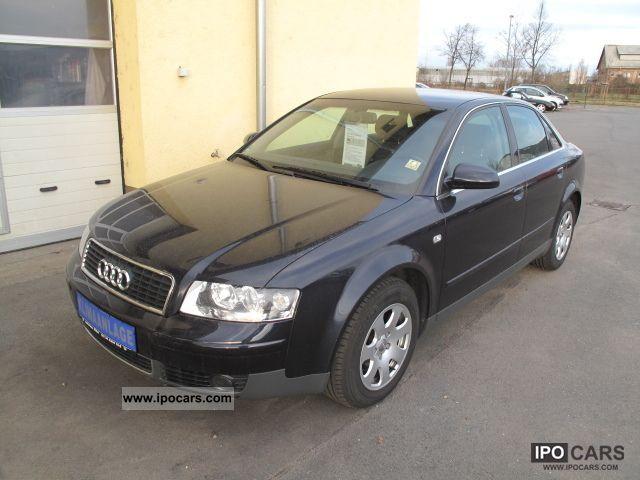2003 Audi  A4 2.0 Multitronic / climate control / 1.Hand Limousine Used vehicle photo