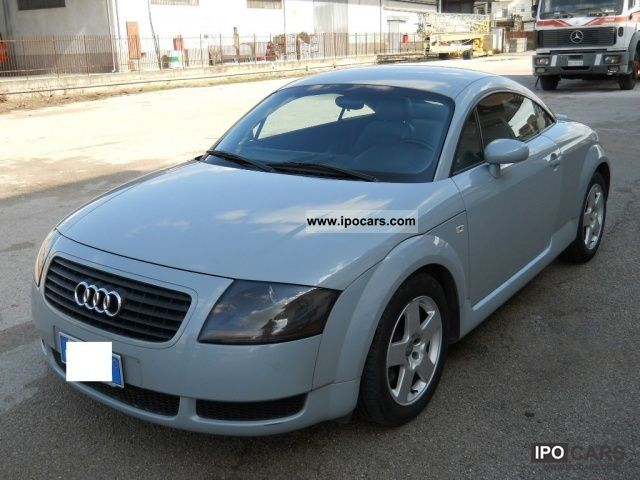 Audi  TT Coupe 1.8 T quattro cat 20V/179 CV IMP.GPL 2001 Liquefied Petroleum Gas Cars (LPG, GPL, propane) photo