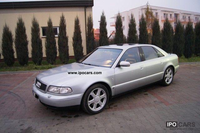 1997 Audi  S8! 4.2 V8! Okazja! Polecam! Limousine Used vehicle photo