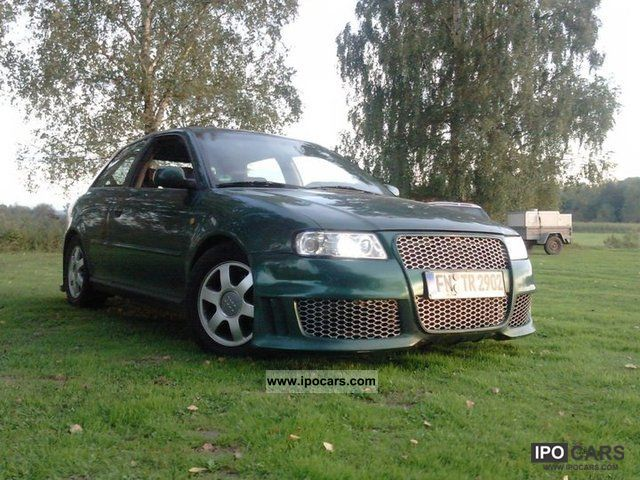 2000 audi a3 1 8t 132kw attraction car photo and specs. Black Bedroom Furniture Sets. Home Design Ideas