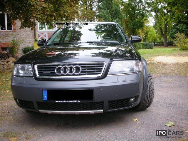 2002 Audi  Allroad Quattro 2.5 TDI Estate Car Used vehicle photo
