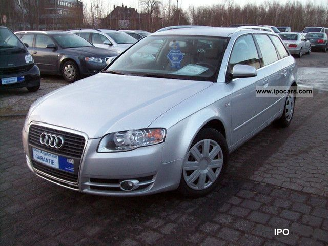 2006 Audi  A4 2.0 TDI DPF PDC seats 6 speed, Like new Estate Car Used vehicle photo