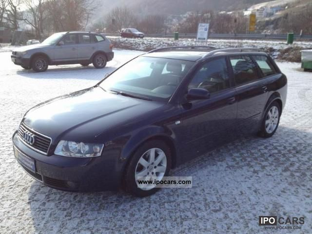 2004 Audi  A4 Avant Quattro Tiptronic Estate Car Used vehicle photo