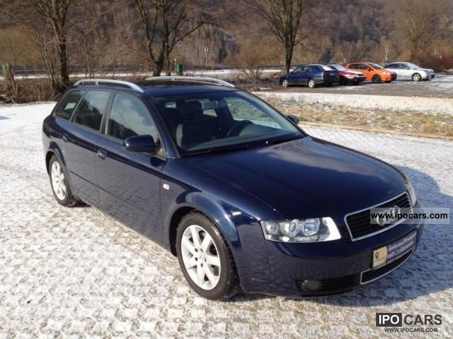 2004 audi a4 avant quattro tiptronic car photo and specs. Black Bedroom Furniture Sets. Home Design Ideas