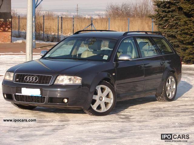 Audi  S6 Quattro xenon Climatronic LPG 2000 Liquefied Petroleum Gas Cars (LPG, GPL, propane) photo
