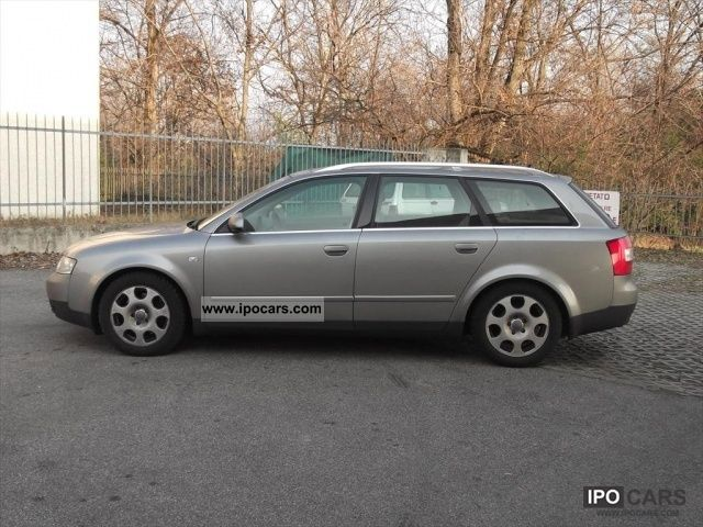 2003 audi a4 2 5 v6 tdi avant 2 5 v6 tdi cat cat avant car photo and specs. Black Bedroom Furniture Sets. Home Design Ideas