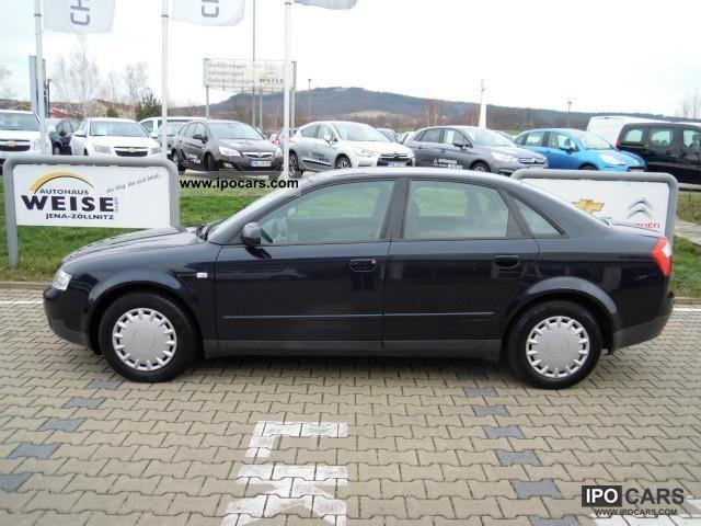 2002 Audi  A4 1.6 Limousine Used vehicle (business photo