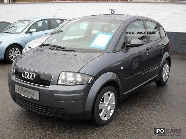2003 Audi  A2 1.4 Advance * Leather * Air Limousine Used vehicle photo